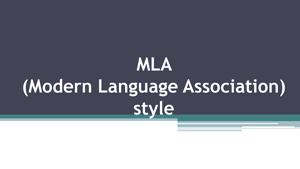 MLA-1