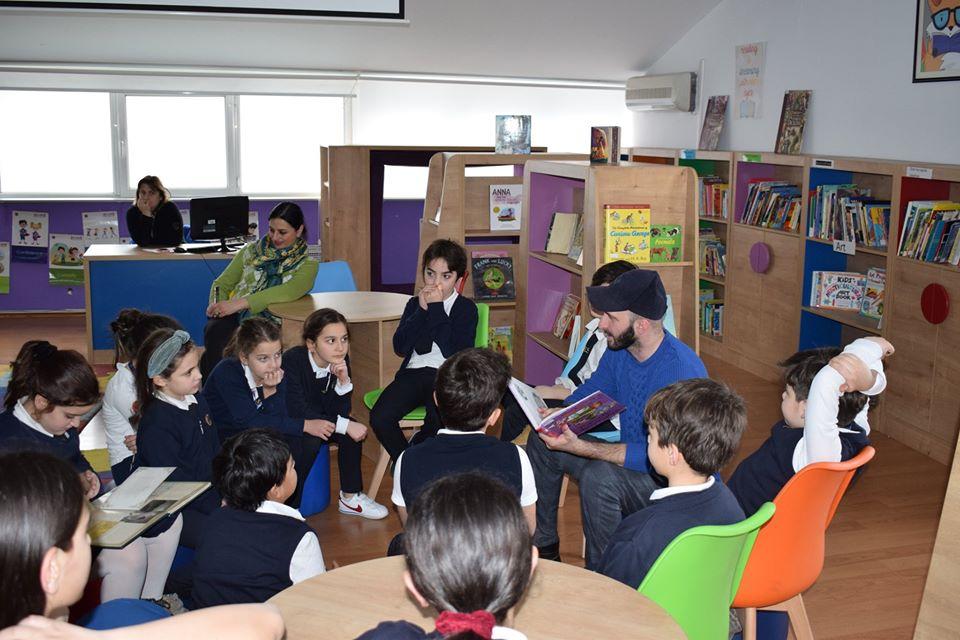 World Read Aloud Day Hosted by Giorgi Kekelidze (8)