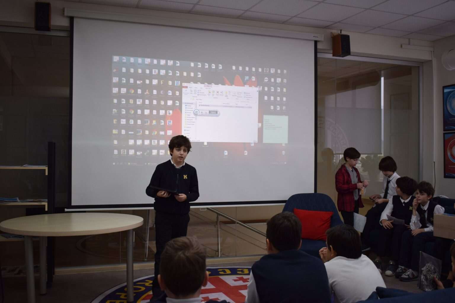 Literary Quiz Show (2)