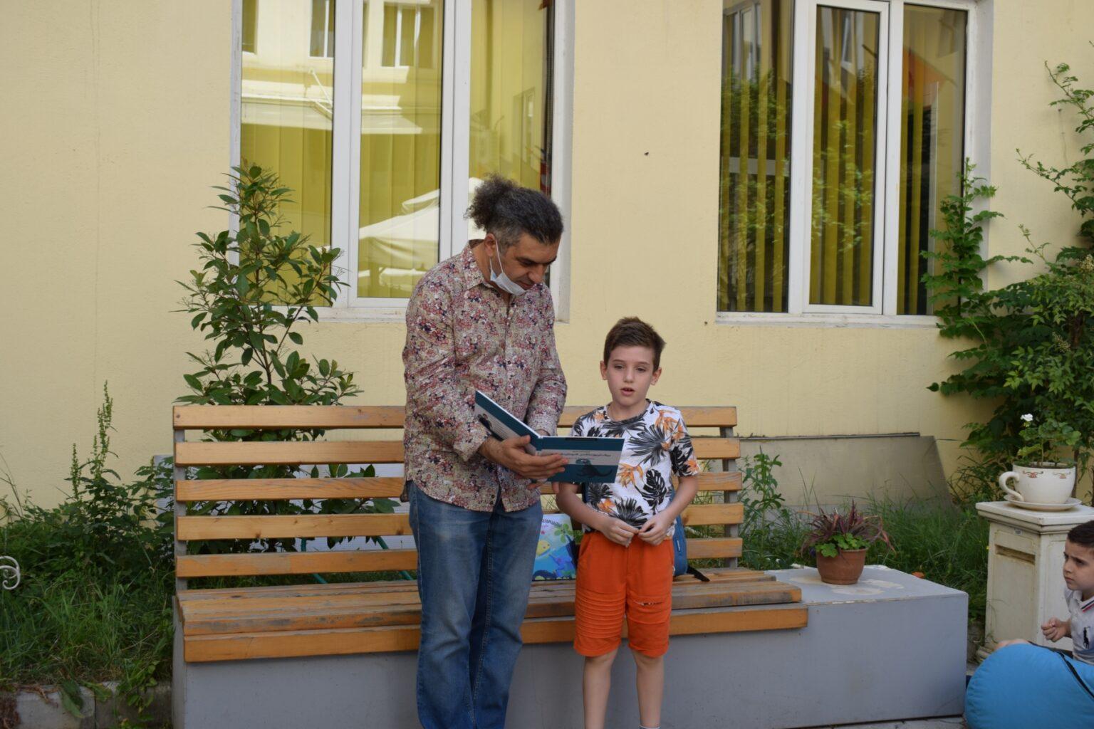 Writer Vaso Guleuri (1)